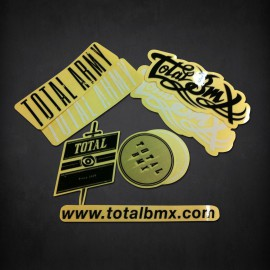 KIT STICKERS TOTAL BMX ARMY