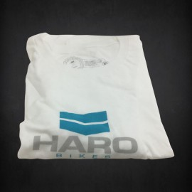 T-SHIRT HARO CHEVRON BLANC