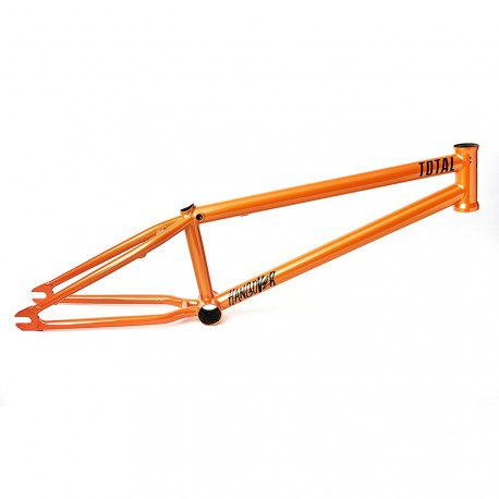 CADRE HANGOVER H2 21 ORANGE TOTAL BMX