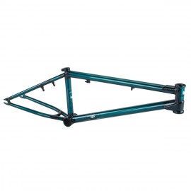 HARO LINEAGE 20.5 TEAL FRAME