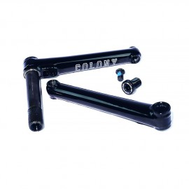 COLONY 22S CRANKS BLACK 165MM