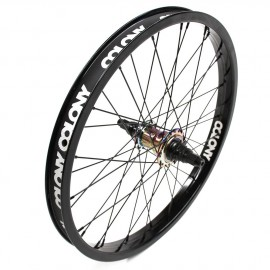 ROUE AR COLONY PINTOUR FREECOASTER 9T LHD BLACK/RAINBOW