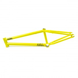 TOTAL BMX KILLABEE FRAME 21 YELLOW