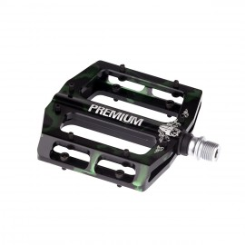 PREMIUM THIN SMOKE GREEN PEDALS
