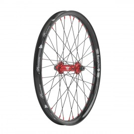 PREMIUM SAMSARA FRONT WHEEL BLACK RED