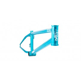 CADRE TOTAL BMX KILLABEE K2 20.7 TEAL