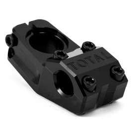 POTENCE TOTAL BMX TEAM V2 TOP LOAD NOIR 50mm