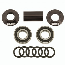 MID BB KIT COLONY BLACK 22MM