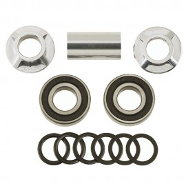 MID BB KIT COLONY BLACK 22MM POLISHED