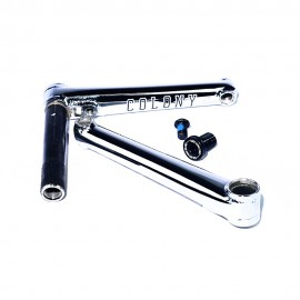 COLONY 22S CRANKS CHROME 170MM