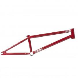 CADRE TOTAL BMX KILLABEE K2 21 TRANS RED