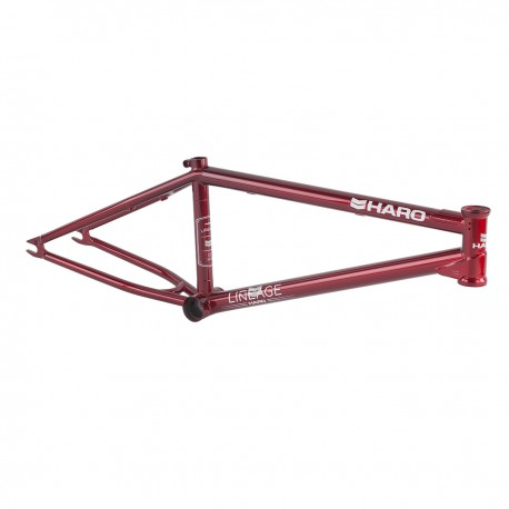 """CADRE HARO LINEAGE 21"""" CANDY RED"""