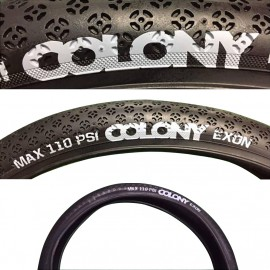 PNEU COLONY EXON FLATLAND 20.1.75""