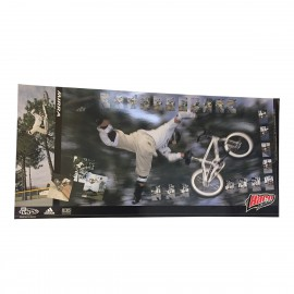 POSTER COLLECTION HARO DAVE MIRRA 100X40 EN PAPIER GLACE