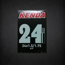 CHAMBRE À AIR KENDA 24X1.50/1.75