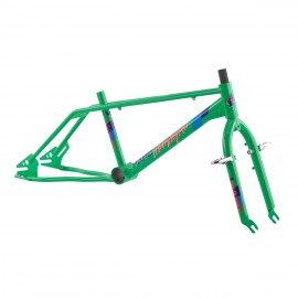 Kit Cadre 1985 MASTER Haro - Green