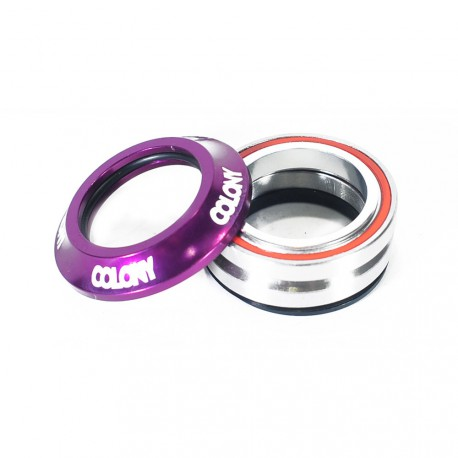 COLONY INTEGRATED HEADSET PURPLE