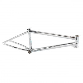 HARO LINEAGE 20.75 CHROME FRAME