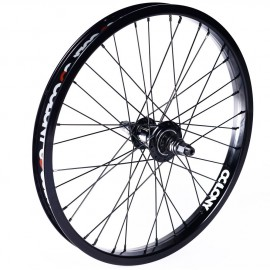 PINTOUR COLONY REAR FREECOASTER WHEEL 9T LHD BLACK/BLACK