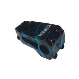 PREMIUM SUB-10 V3 FRONT LOAD STEM SMOKE BLUE