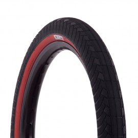 PREMIUM CK 20X2.4 BLACK WALL RED TIRE