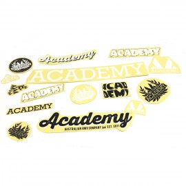 STICKERS PACK ACADEMY BMX