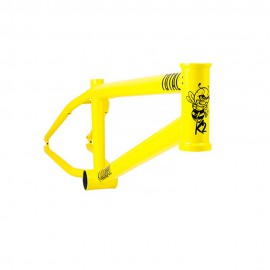 TOTAL BMX KILLABEE K2 FRAME 20.4 YELLOW