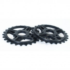 COLONY CC SPROKET BLACK 25T