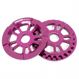 COLONY MENACE GUARD SPROKET PURPLE 25T