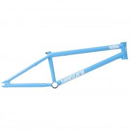 """TOTAL BMX SANDSTORM 20.5"""" CALI SKY BLUE FRAME"""