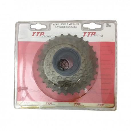 CASSETTE VTT TTP 14x28