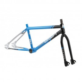 1986 GROUP 1 RS1 VINTAGE FRAME/FORK KIT
