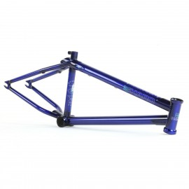 "CADRE HARO NYQUIST XX 20.75"" TRANS BLUE"