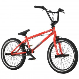 "HARO BMX DOWNTOWN DLX 20.3"" FST RED 2017"