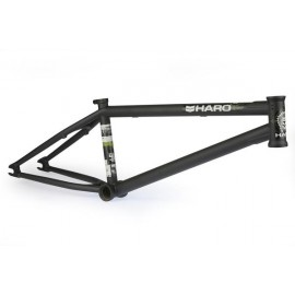 HARO SD V2 21 BLACK FRAME 2015