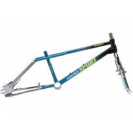 1985 SPORT Frame Kit Haro - Blue