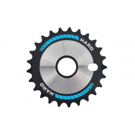 COMPACT DISC HARO  28T TEAL
