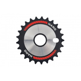 COMPACT DISC HARO   25T RED