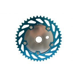 COURONNE HARO UNIDIRECTIONAL 41T TEAL