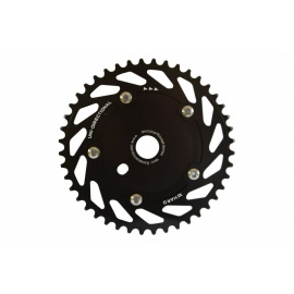 COURONNE HARO SPROCKET UNIDIRECTIONAL 41T BLK