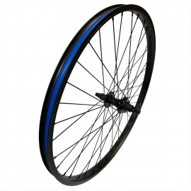 """ROUE FREESTYLE LAUFRAD 24"""" ARRIER AXE 14 MM"""